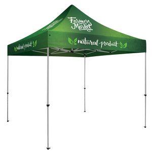 903728378-108 - 10' Deluxe Tent Kit (Full-Bleed Dye Sublimation) - thumbnail