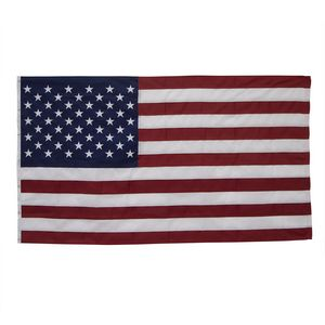 916204337-108 - 30' x 50' Polyester U.S. Flag - thumbnail