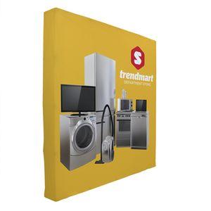 936188448-108 - 10' Tall Splash Floor Display Wrap Kit (Polyester Knit) - thumbnail