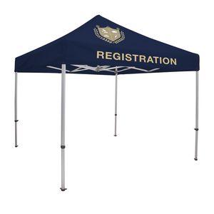 936195373-108 - 10' Elite Tent Kit - 2 Location Full-Color Imprint - thumbnail