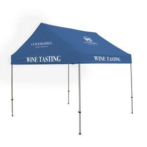 956188582-108 - 10' Gable Tent Kit (Full-Color Imprint, 7 Locations) - thumbnail