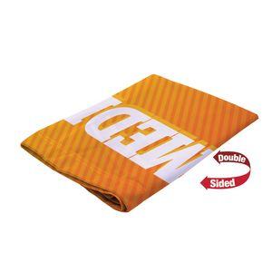 986058307-108 - 9' Premium Blade Sail Sign Flag, 2-Sided - thumbnail