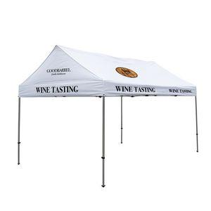996194308-108 - 10' x 15' Premium Gable Tent Kit - 5 Location - thumbnail