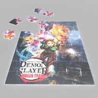 "105593040-134 - 23"" x 7.5"" Acrylic Jigsaw Puzzle - thumbnail"