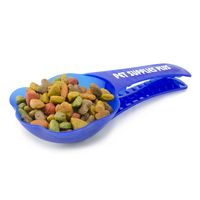 124710292-134 - Dog Food Scoop N Clip - thumbnail