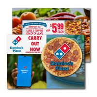 125956410-134 - Post Card with Full Color Round Cork Coaster - thumbnail