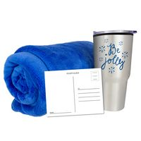 145482046-134 - Fleece Blanket & Tumbler Combo Set - thumbnail