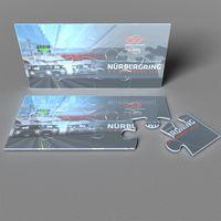 "145593025-134 - 10"" x 5"" Acrylic Jigsaw Puzzle - thumbnail"