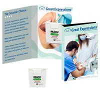 306229910-134 - Tek Booklet with Reach® Dental Floss - thumbnail
