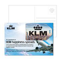 315956948-134 - Post Card With Full-Color Hang Tag Shaped Luggage Tag - thumbnail
