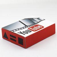 "375562749-134 - 11"" X 8.5"" X 1.375"" E-Flute Tuck Box Double Side - thumbnail"