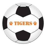 534047468-134 - Stock Soccer Luggage Tag - thumbnail