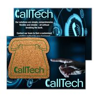 535956382-134 - Post Card with Phone Shaped Cork Coaster - thumbnail