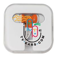574709056-134 - Ear Buds with Clear Square Case - thumbnail