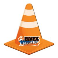 585339760-134 - Full Color Magnets (Safety Cone) - thumbnail