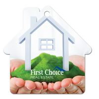 585766059-134 - House Shaped Luggage Tag - thumbnail