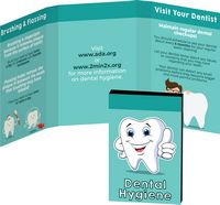 736056973-134 - Awareness Tek Booklet with Dental Floss - thumbnail