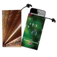764046085-134 - Sunglass/Cell Phone Micro-Fiber Cloth Pouch - thumbnail