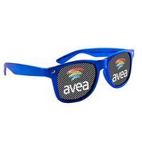774296535-134 - LensTek Metallic Miami Sunglasses - thumbnail