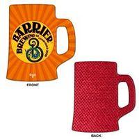 786226302-134 - Beer Mug Shaped Lint Remover - thumbnail