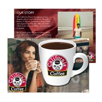 935956883-134 - Post Card with Full Color Coffee Cup Coaster - thumbnail