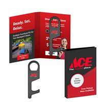 966056981-134 - Tek Booklet with Hand Sanitizer Gel - thumbnail