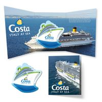 985958011-134 - Tek Booklet 2 with Cruise Ship Magnet - thumbnail