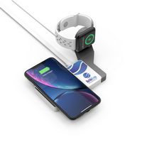 186092960-107 - PowerPad : Desktop wireless charger and watch dock - thumbnail
