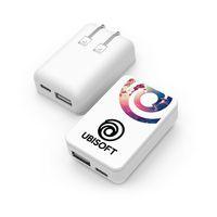 994973134-107 - PowerUSB Fast charging wall plug - thumbnail